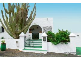 Villa for holiday rental - Órzola - Lanzarote