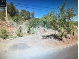 Plot for sale - Tijarafe - La Palma
